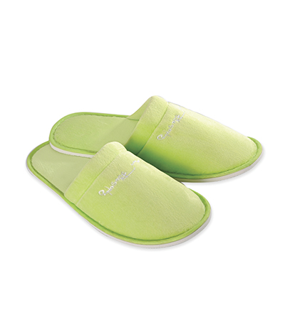 Slippers - Velour Slipper