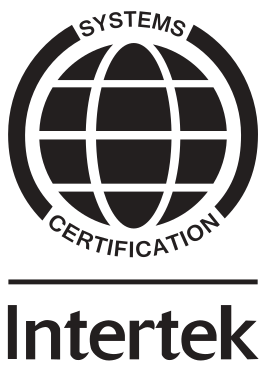 Intertek systems certification